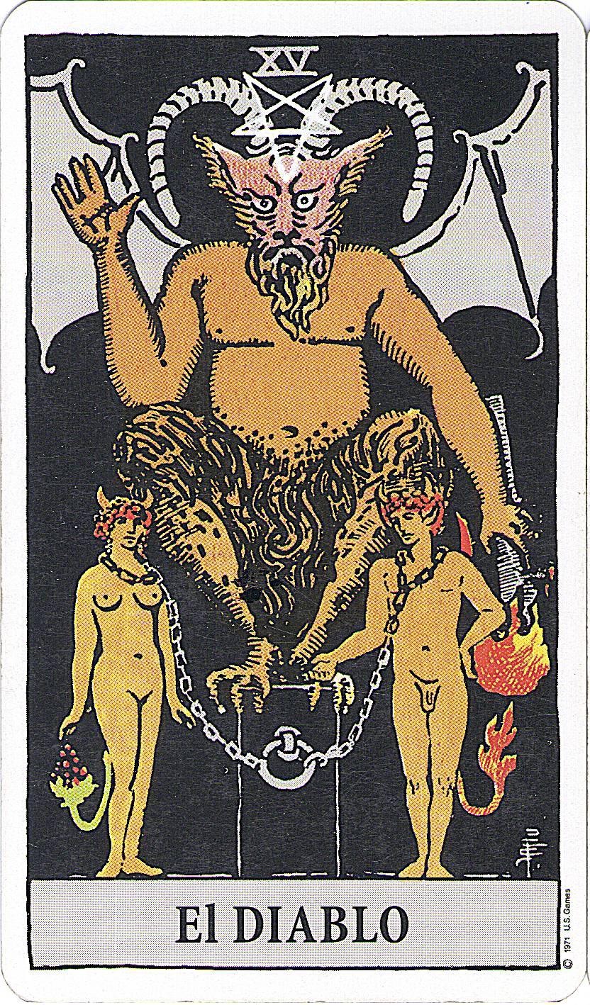el diablo tarot