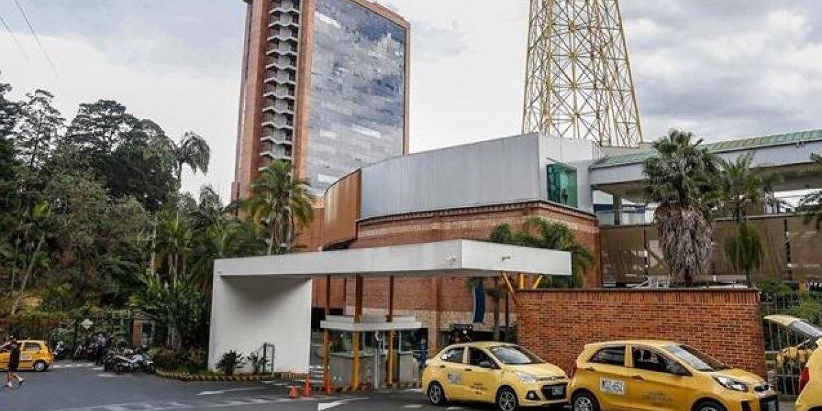 Un momento de pánico se vivió en uno de los centros comerciales más exclusivos de Medellín