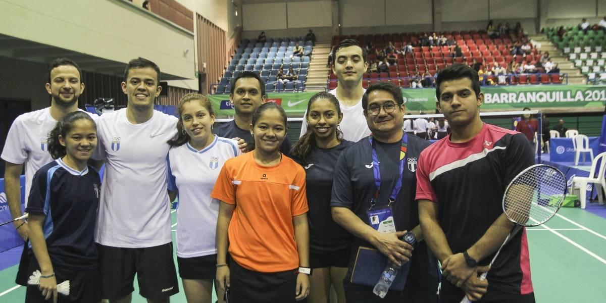 El bádminton cosecha su primera medalla en los juegos de Barranquilla