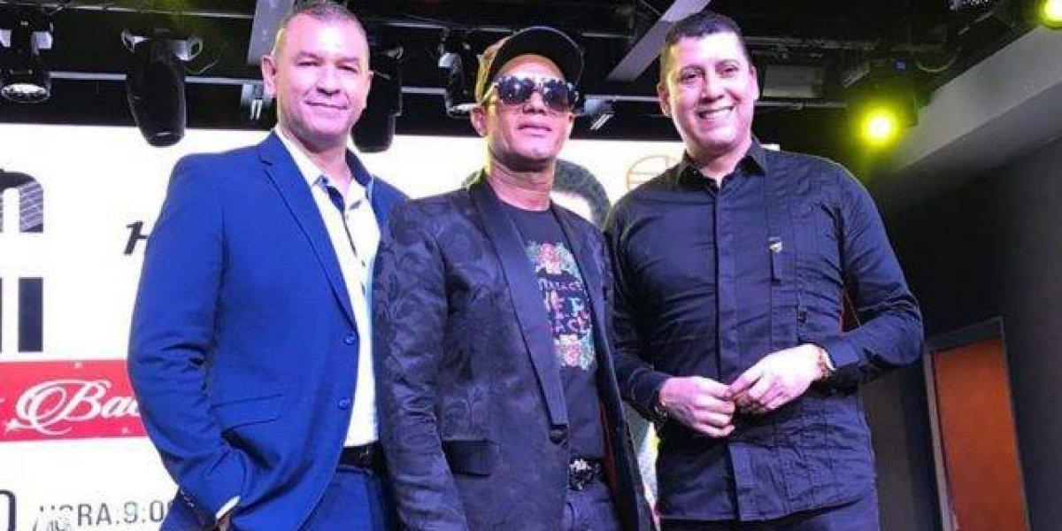 Raulín Rodríguez, honrado de cantar sus éxitos este viernes 3 de agosto en Hard Rock