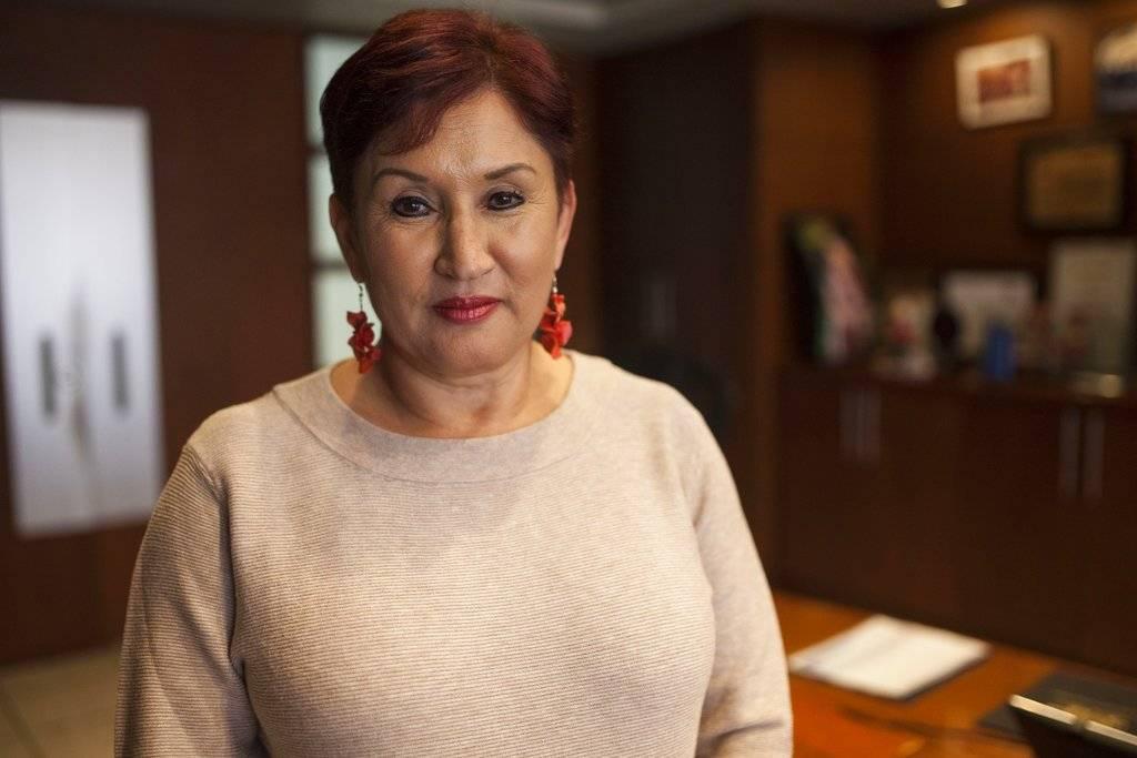 Exfiscal general Thelma Aldana. Foto: AP
