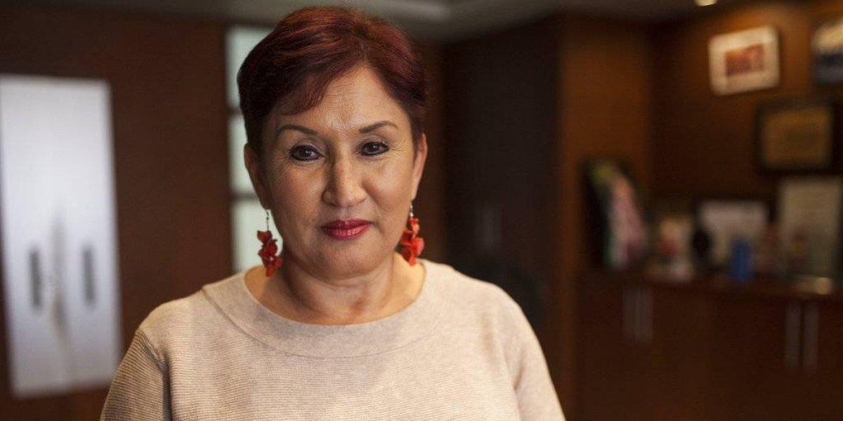 Exfiscal Thelma Aldana: quiero participar en política