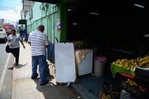explosión de gas en mercado La Villa