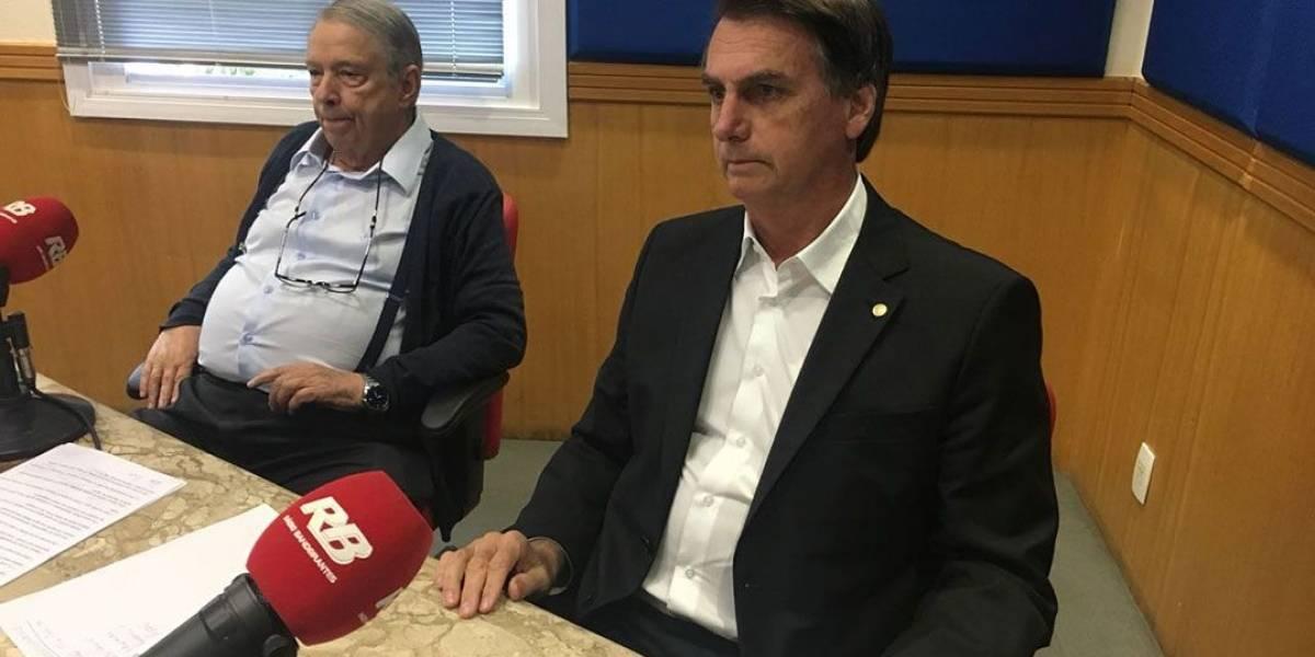 Bolsonaro critica 'negociata' com Centrão e diz que Alckmin será o mesmo que Temer