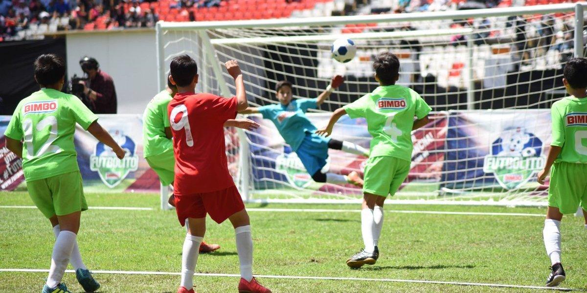 Concluye la edición 2018 de Futbolito Bimbo