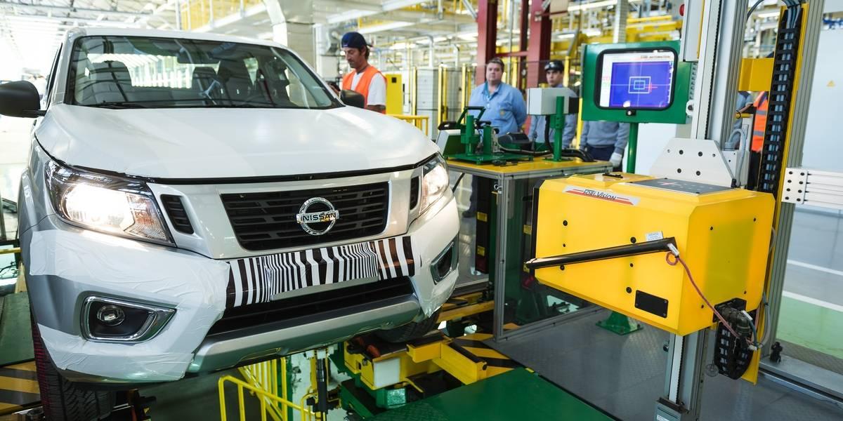 Comienza la producción de la camioneta NP300 de Nissan en Argentina