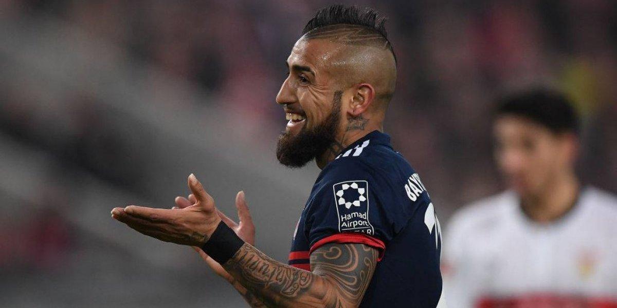 Arturo Vidal ya tendría acuerdo de palabra para llegar a Barcelona