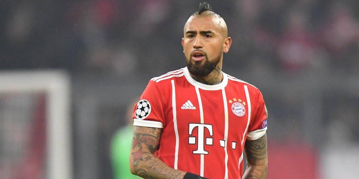 """Bayern ya se olvida de Vidal: """"Tenemos uno o dos mediocampistas de más en el plantel"""""""