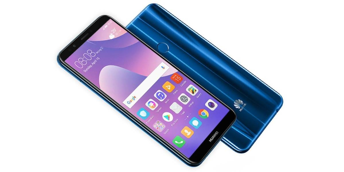 Huawei Y7 2018 disponible ya en México