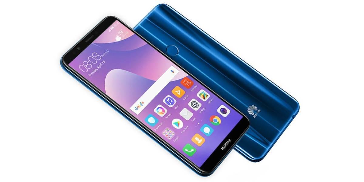 Huawei Y7 2018 disponible ya en México