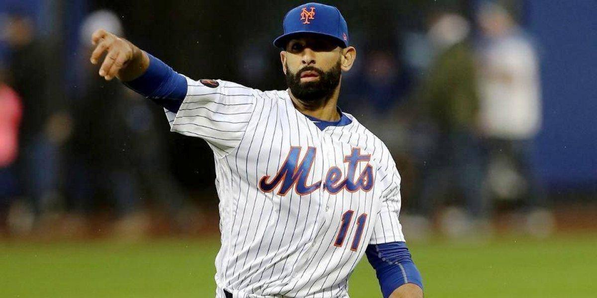 José Bautista podría ser cambiado por los Mets