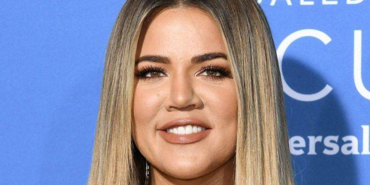Khloé Kardashian afirmó que ella prefería un niño