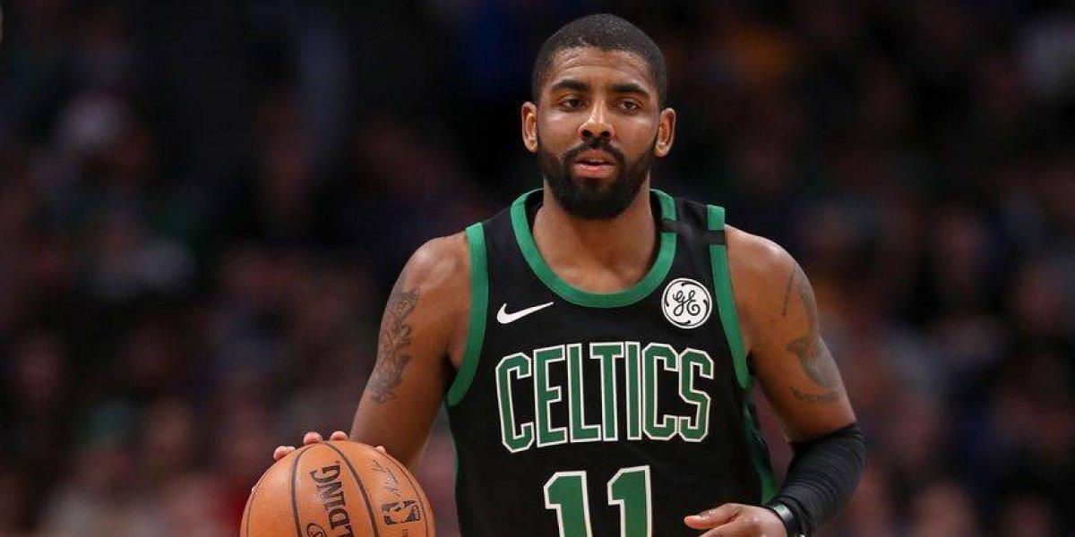 Irving espera estar listo para el inicio de la pretemporada