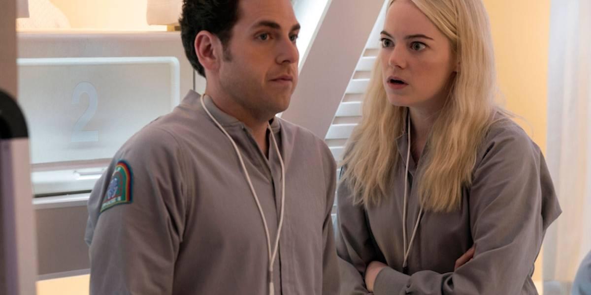 Netflix divulga teaser de Maniac, primeira parceria de Emma Stone e Jonah Hill após Superbad