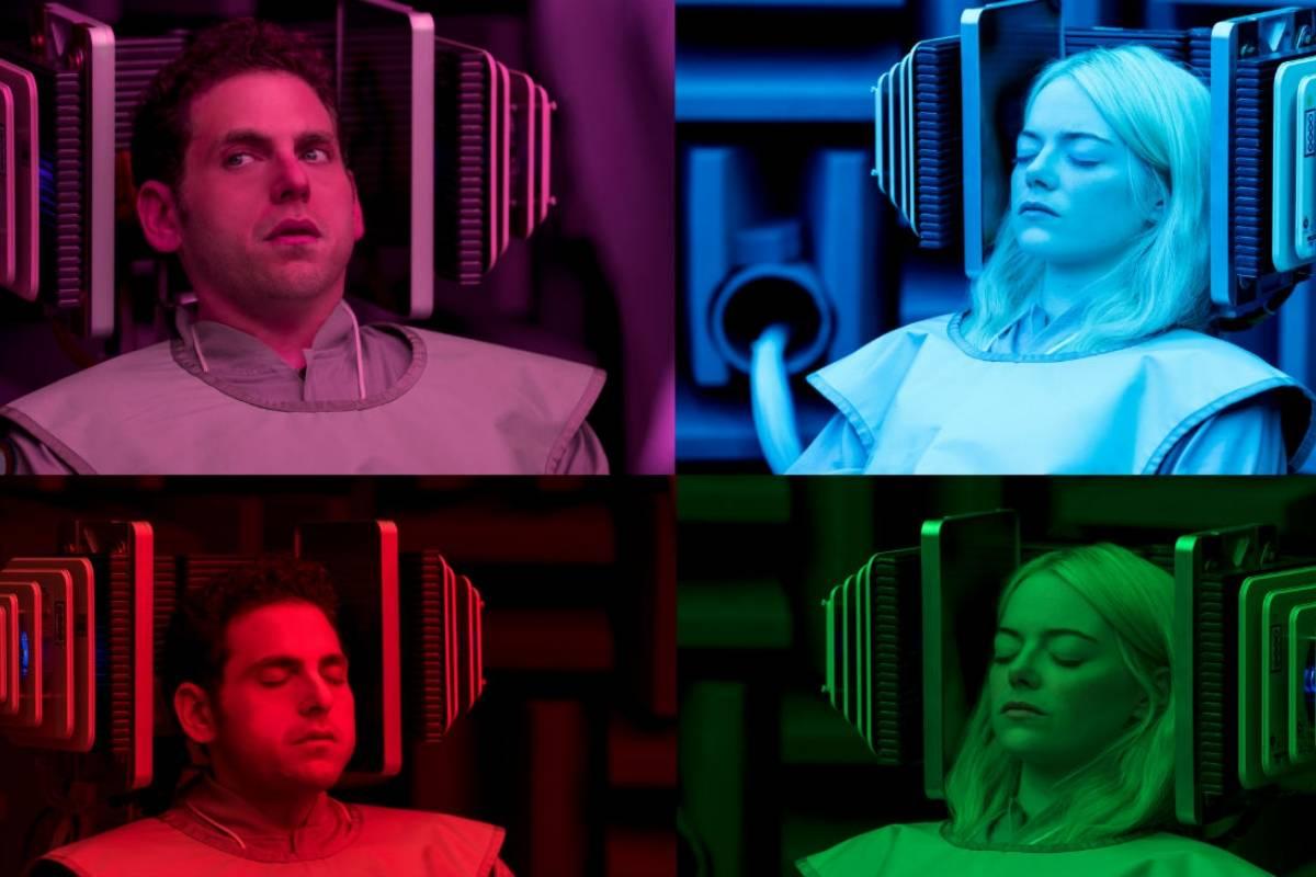 Jonah Hill y Emma Stone protagonizan la miniserie 'Maniac'