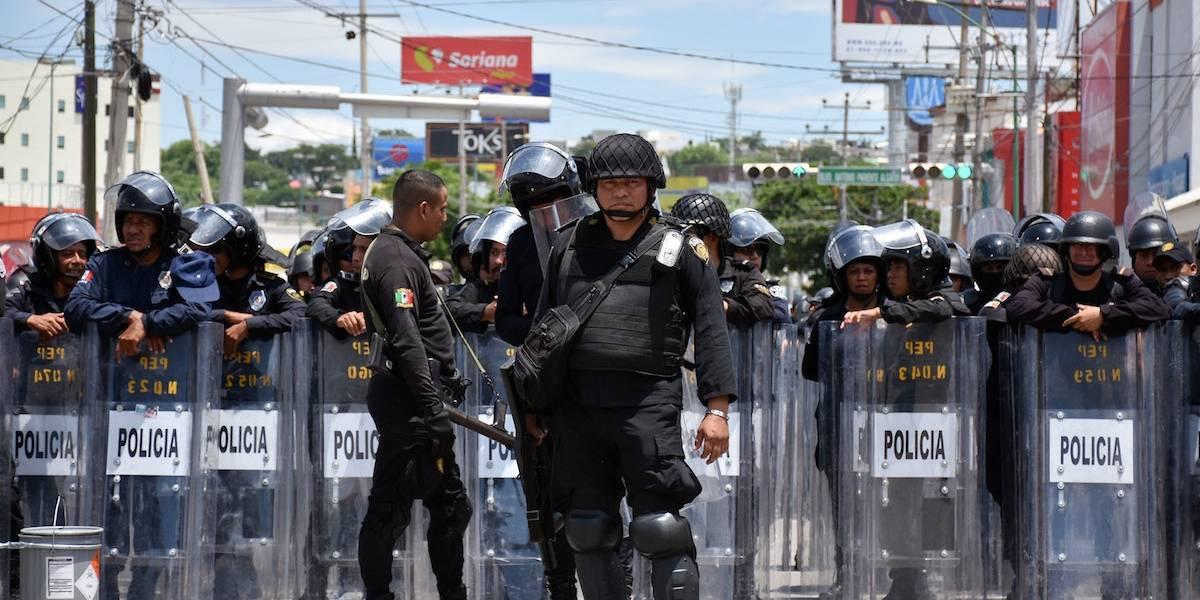 Destaca Chiapas entre las entidades con mejores niveles de seguridad en México