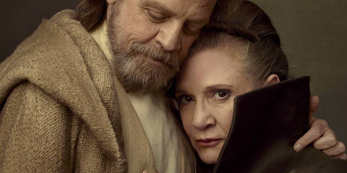 Bomba: Leia iba a ser en realidad la Última Jedi en Star Wars: The Rise of Skywalker