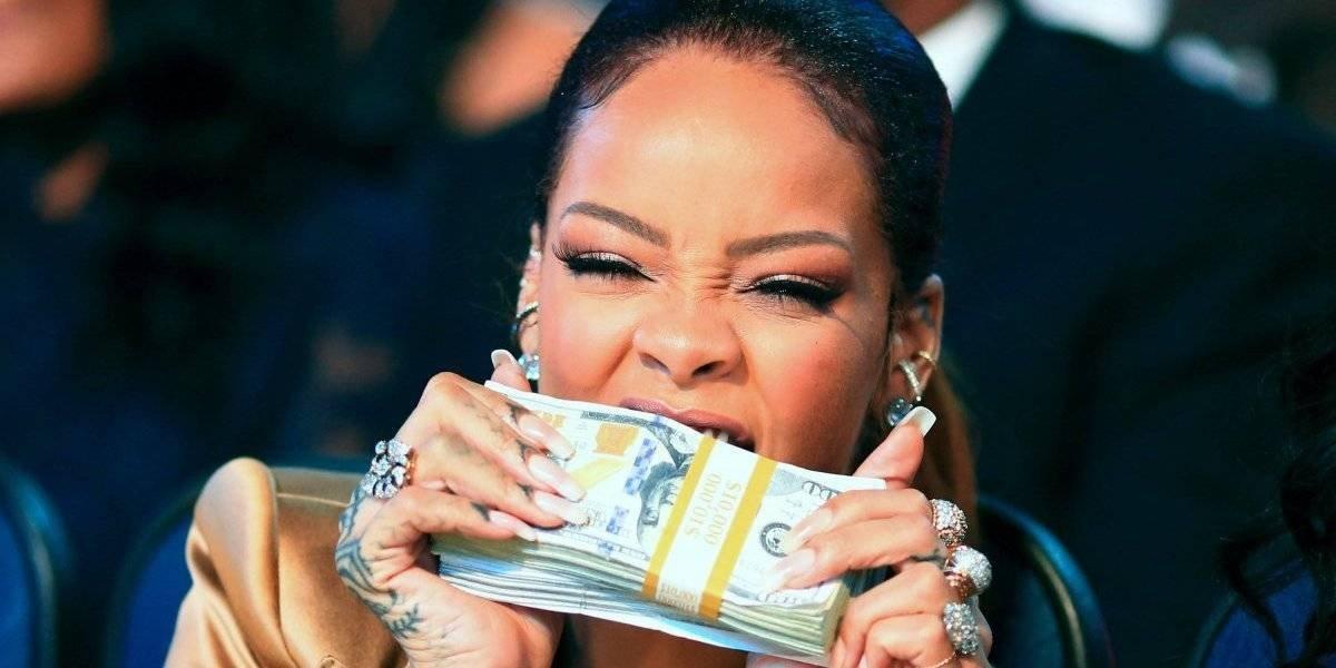 Grupo de luxo LVMH se une a Rihanna para criar nova marca de moda