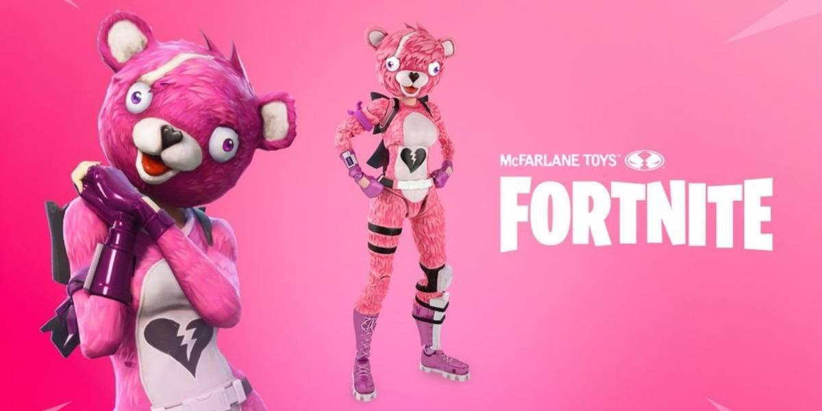 Fortnite tendrá una línea de figuras coleccionables de McFarlane Toys