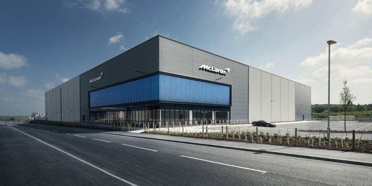 McLaren traza su camino hacia los autos híbridos