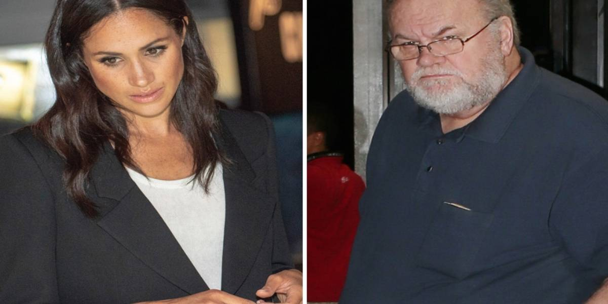 Padre de Meghan Markle asegura que su hija luce anticuada gracias a la realeza