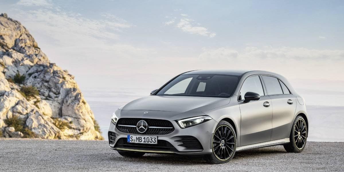 Mercedes-Benz dicta cátedra con su nuevo Clase A