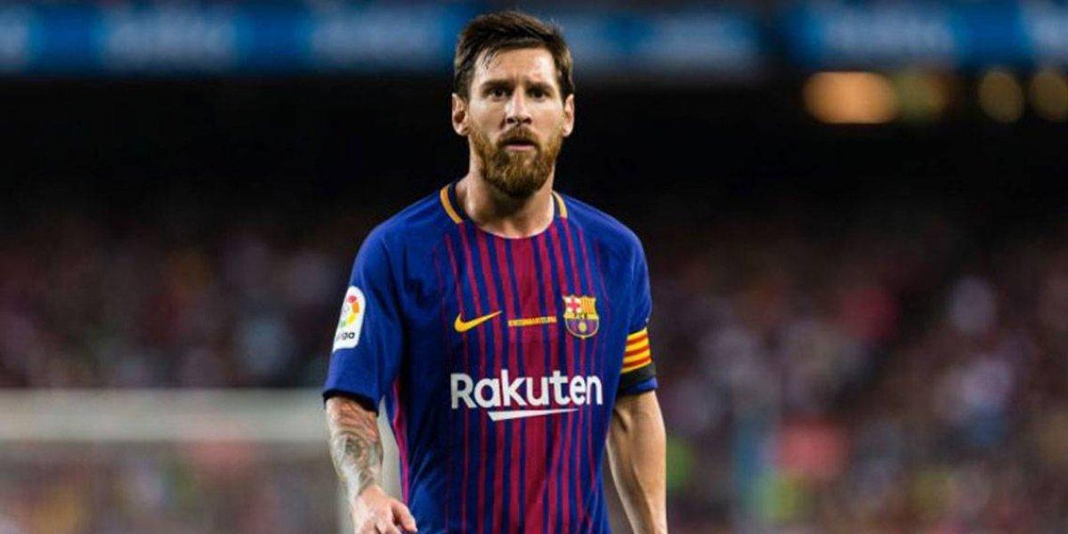 Lionel Messi regresa al Barcelona como capitán