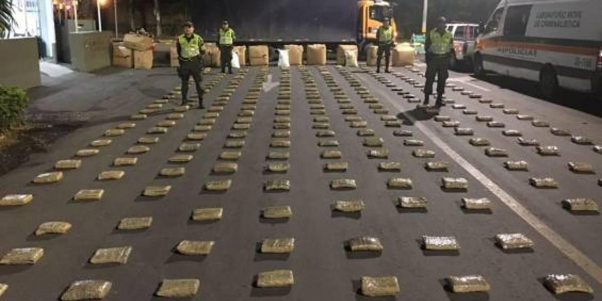'Narcozapatos': así descubrieron gran carga ilegal en el Valle del Cauca