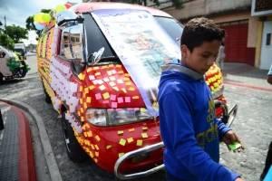 pilotos celebran el Día de San Cristóbal