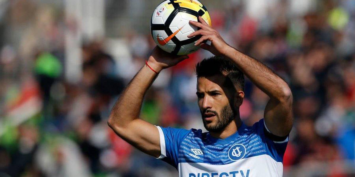 """Germán Voboril y los cinco empates consecutivos de la UC en el Campeonato: """"Estamos en deuda y necesitamos ganar"""""""