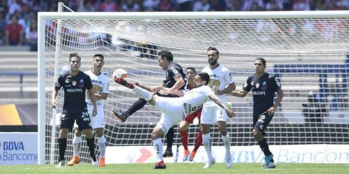 Los mejores goles de la jornada 2 del Apertura 2018