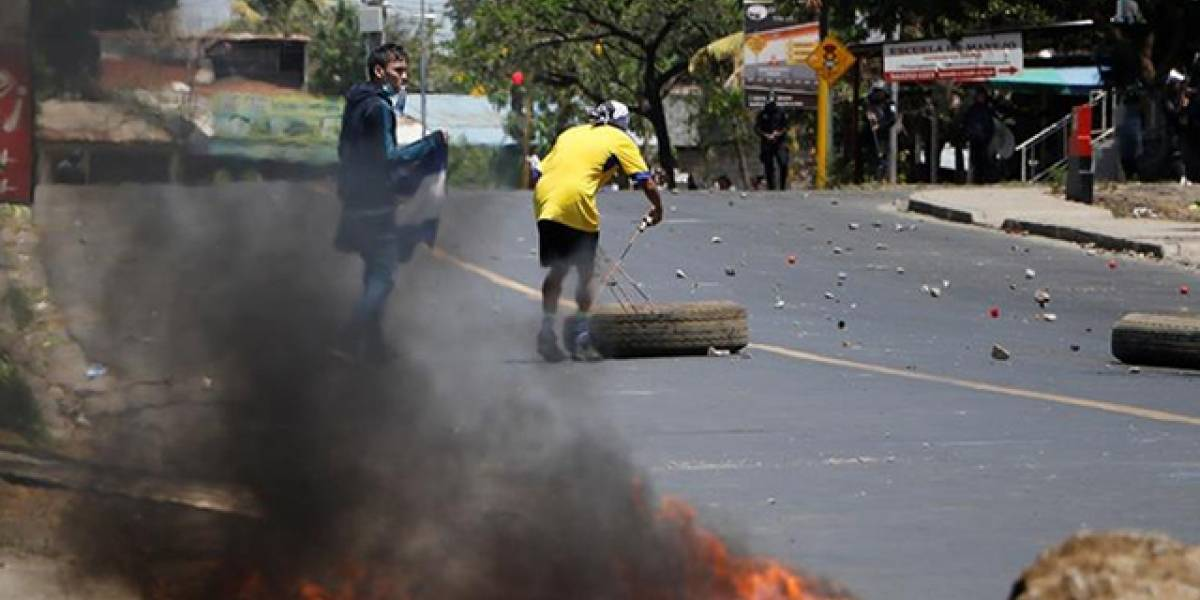 ¿La situación en Nicaragua es una guerra civil?