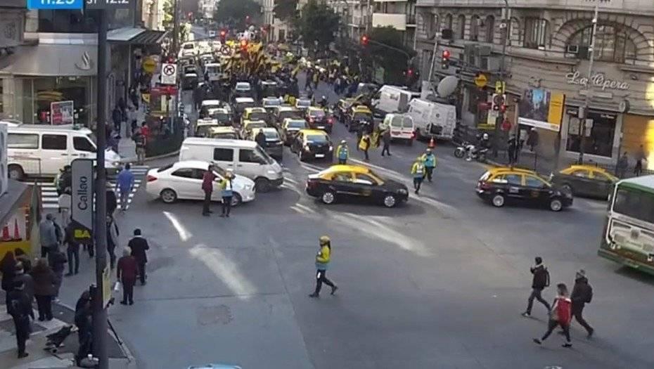Paro Buenos Aires