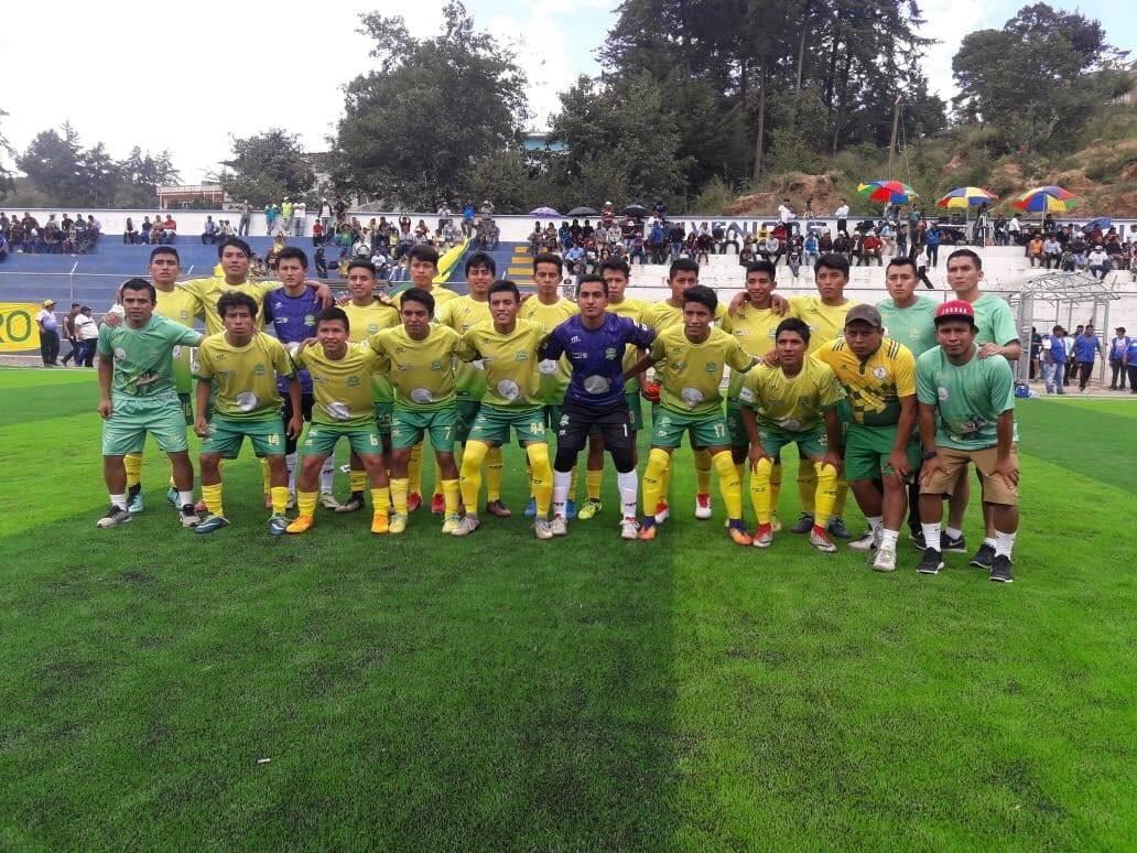 Foto: Cuenta en Facebook de San Pedro FC