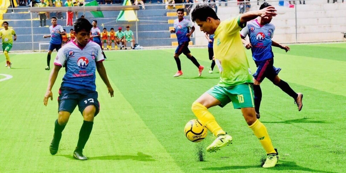 VIDEO. El espectacular gol olímpico marcado por San Pedro en la Tercera División