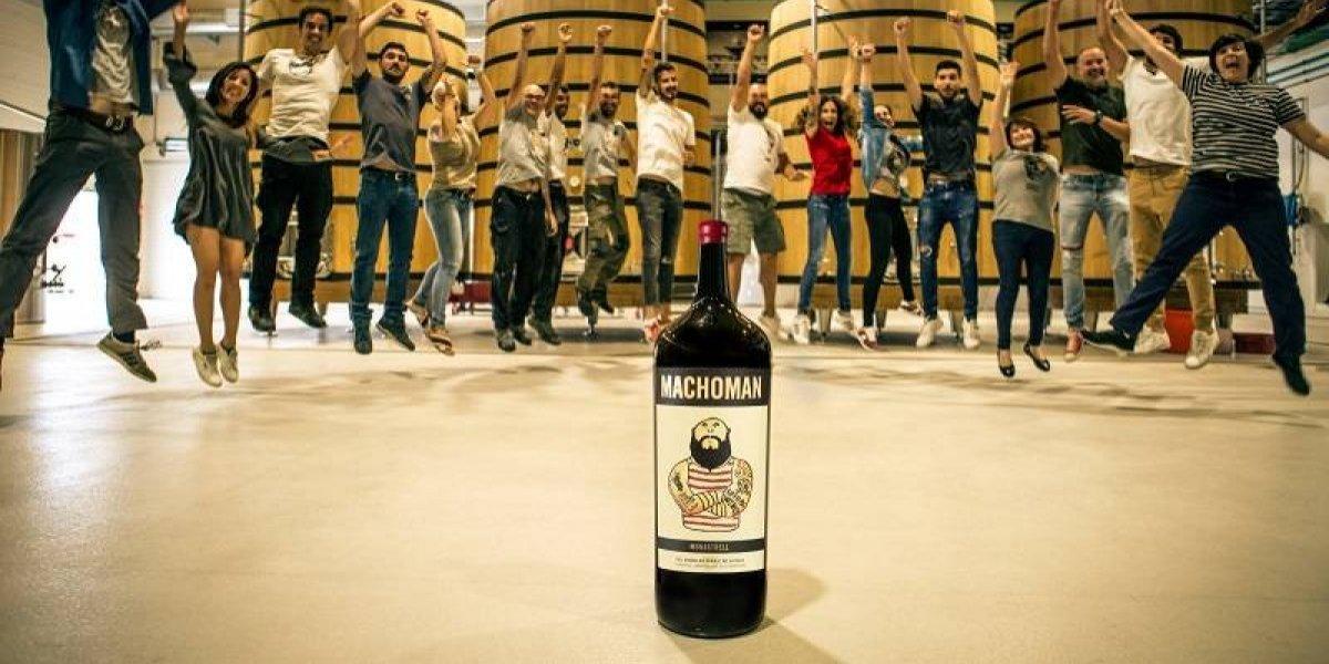 MachoMan Monastrell uno de los 14 vinos más interesantes del mundo