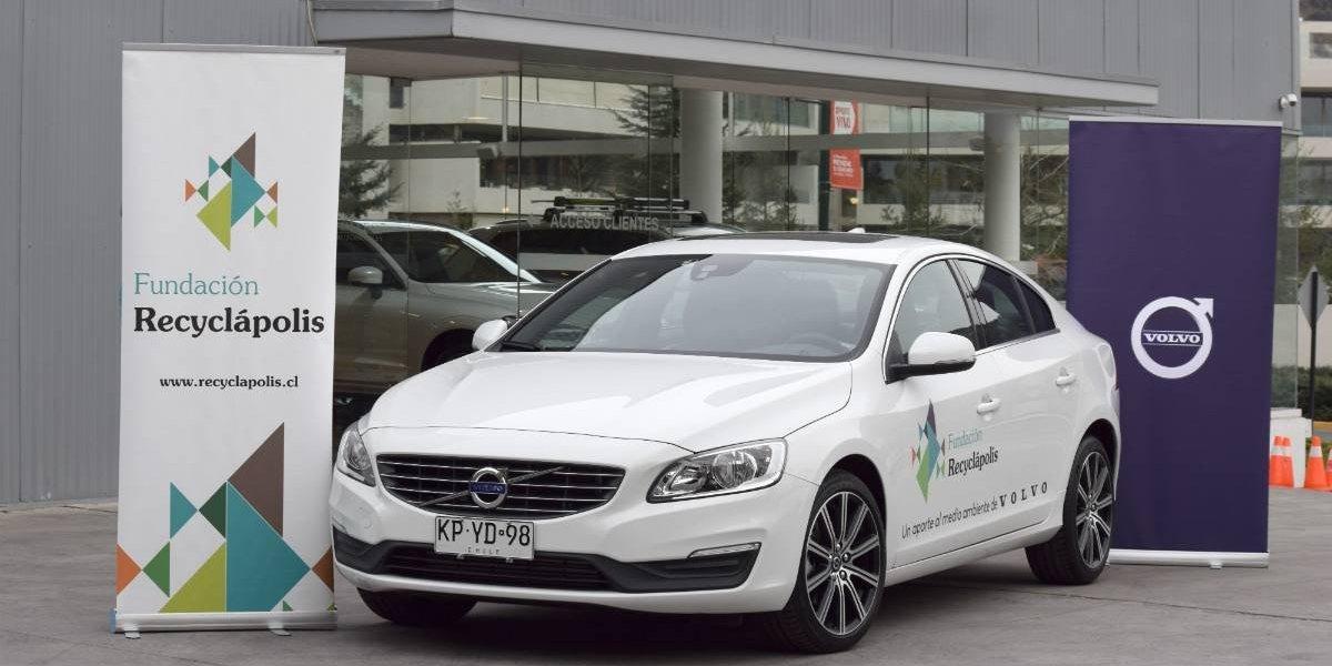 Reciclaje, la nueva incursión de Volvo Cars