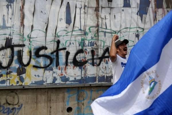 Grave situación en Nicaragua