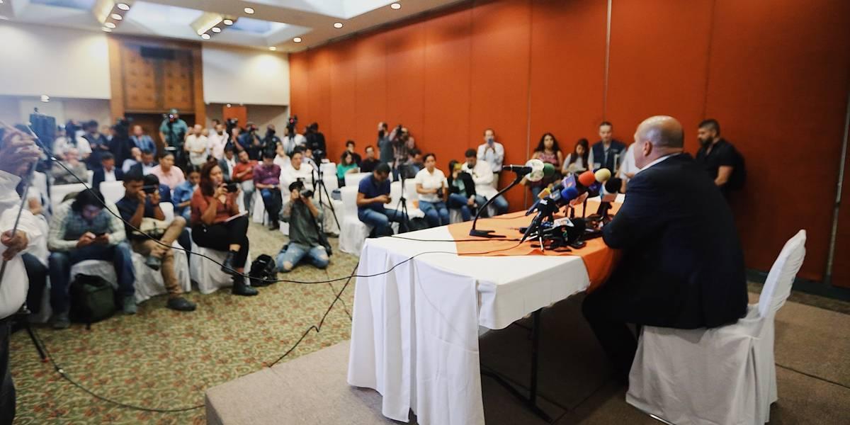 Designación de Lomelí causa primer conflicto con Alfaro