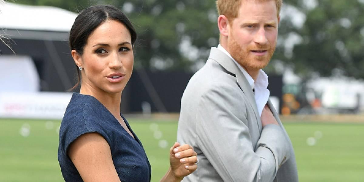 ¿Por qué el primer bebé de Meghan y Harry no será príncipe ni princesa?