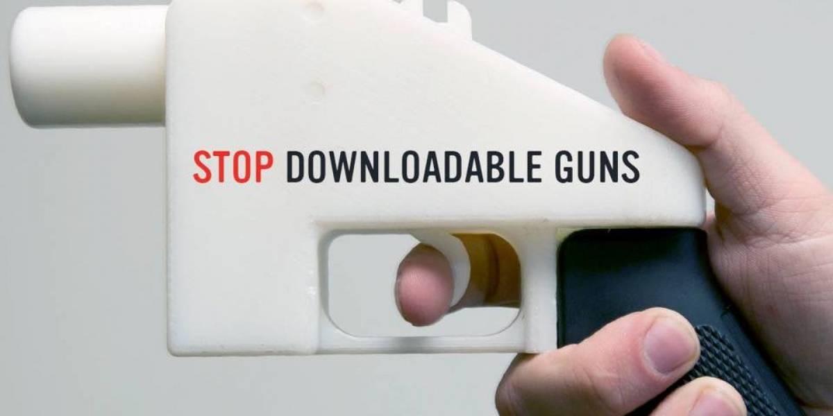Peligrosa tendencia en EEUU: están haciendo armas con impresoras 3D en las casas
