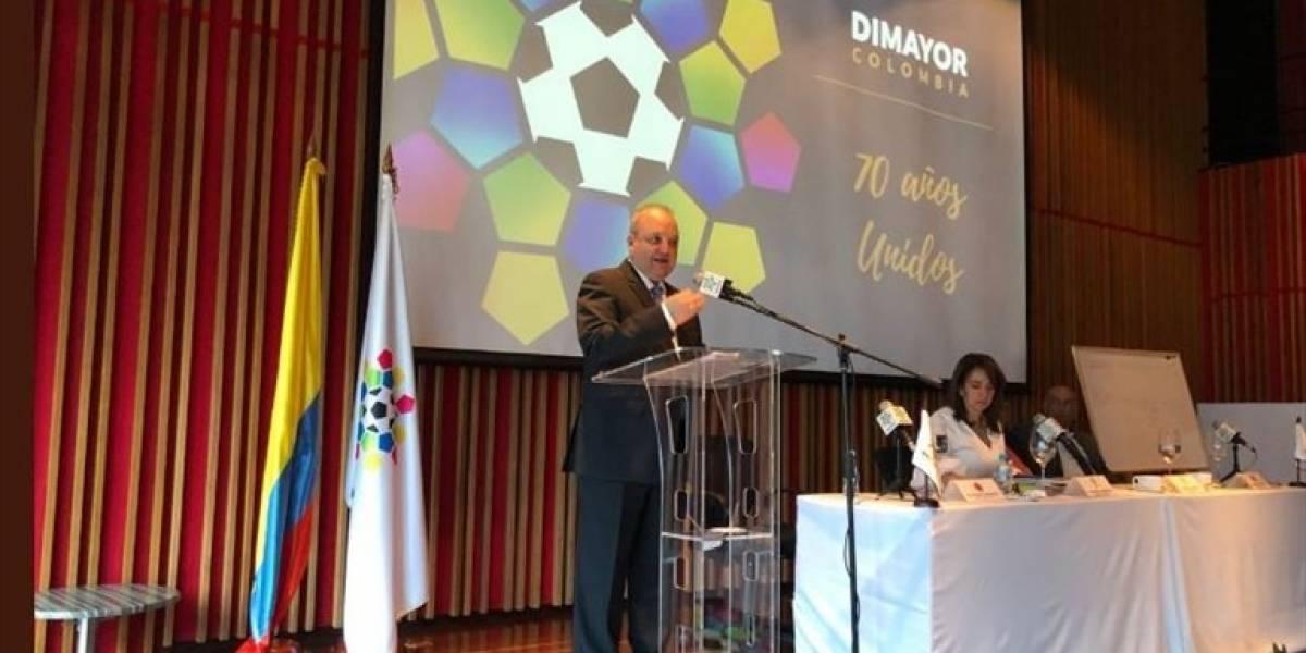 Quién es Jorge Enrique Vélez, el recién elegido presidente de la Dimayor