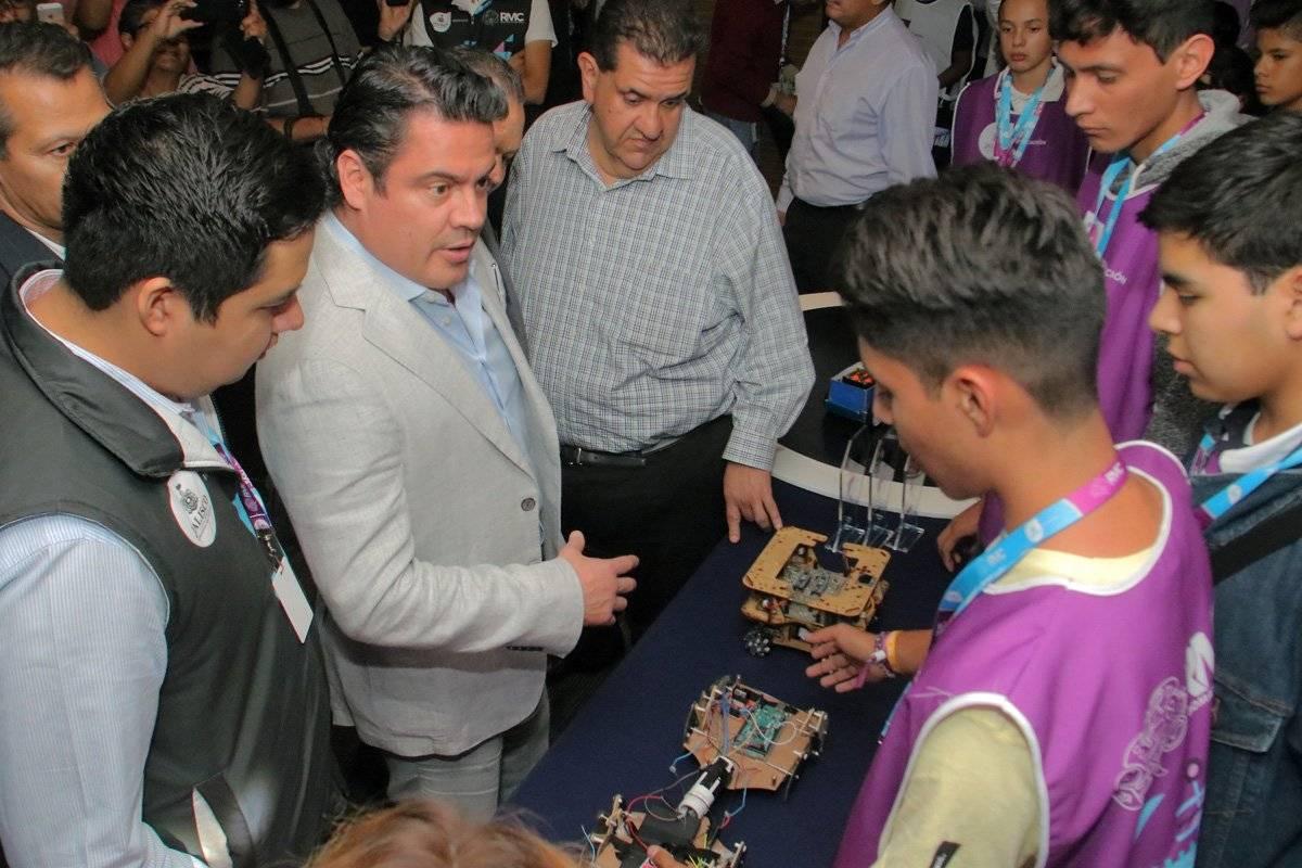 Concluye el Robomath Challenge 2018 en Guadalajara