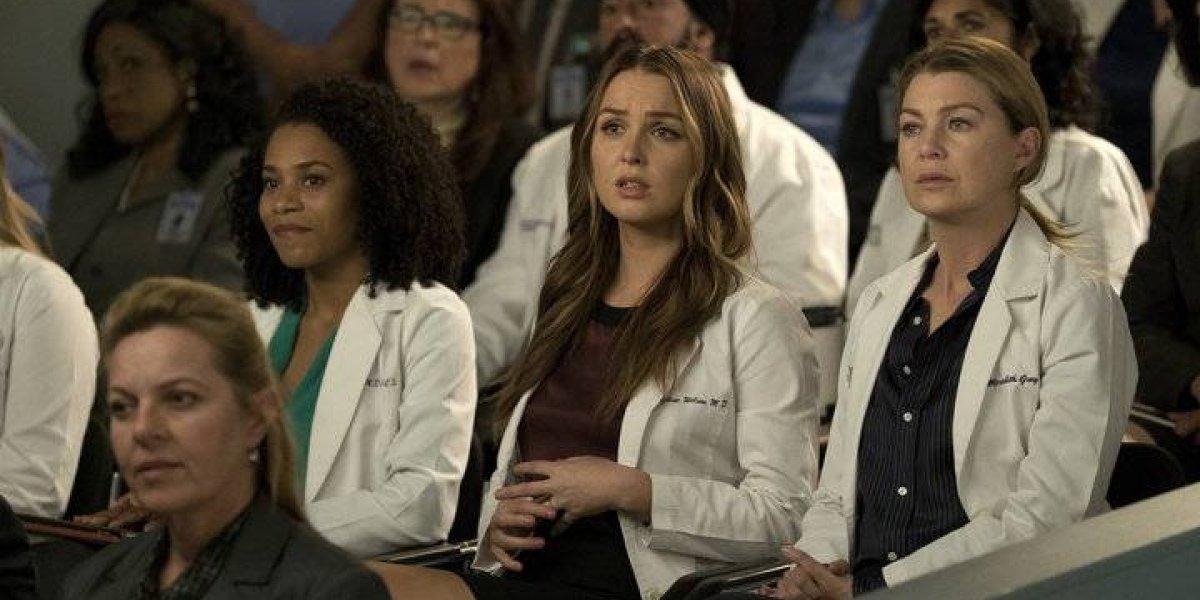 Greys Anatomy Gravaes Da 15 Temporada Comearam E Isso Tudo O