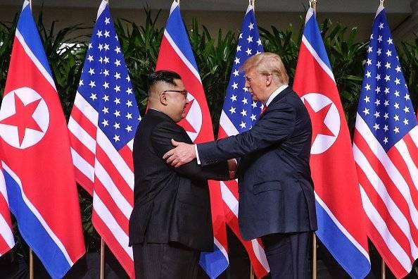Corea del NorteTrump Kim jong-un