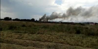 Al menos 12 de los pasajeros están en estado crítico tras accidente de aéronave de Aeroméxico