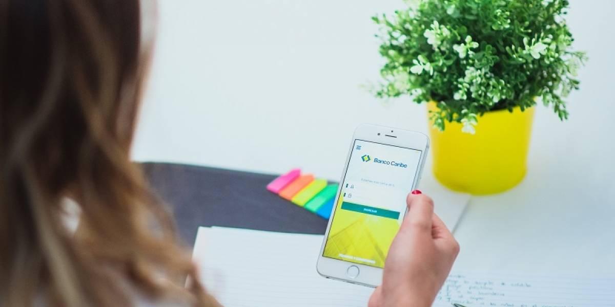 Banco Caribe lanza nueva aplicación móvil