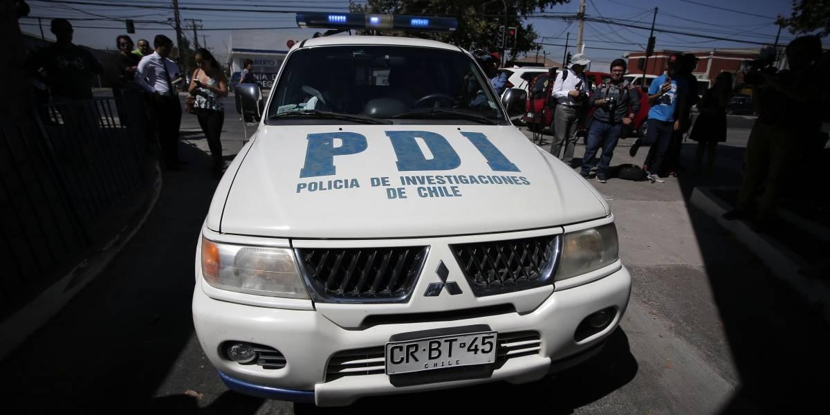 Colegio de la comuna de Renca sorprendido por la noticia: PDI detecta a niña de siete años portando bolsa de cocaína