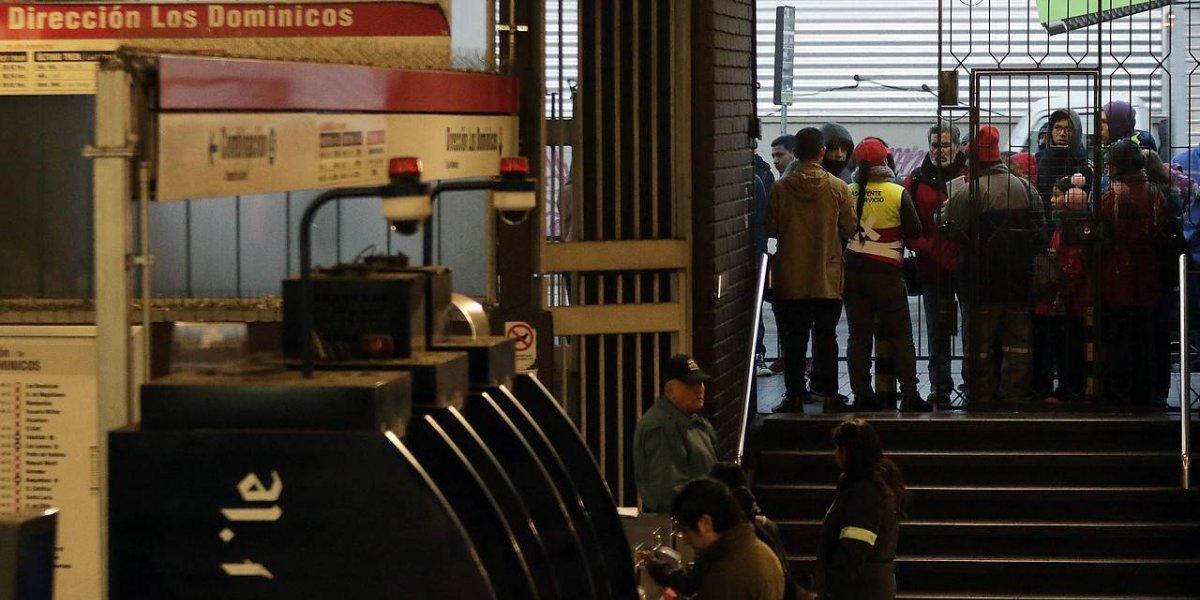 Inicio de semana negro para Metro: falla en la Línea 1 marca el segundo día consecutivo con problemas en la red
