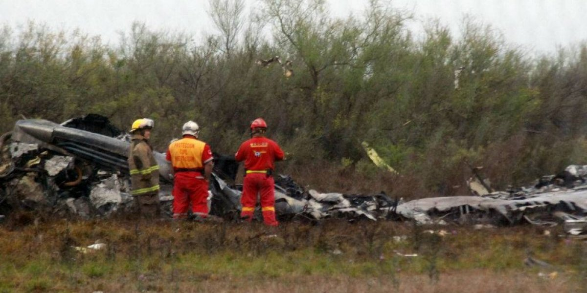 Sin reporte de muertos tras accidente de Aeromexico